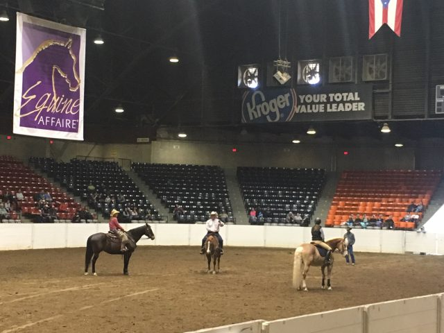 This Is How We RIDE – Equine Affaire, Ohio