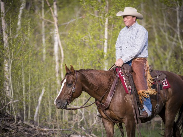 How a Little Boy with Dreams Became a Professional Horseman