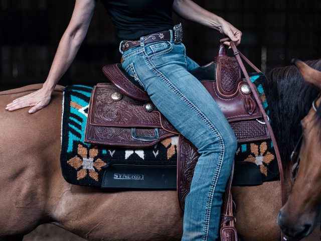 Stacy Westfall's 7 Tips for Saddle Fit